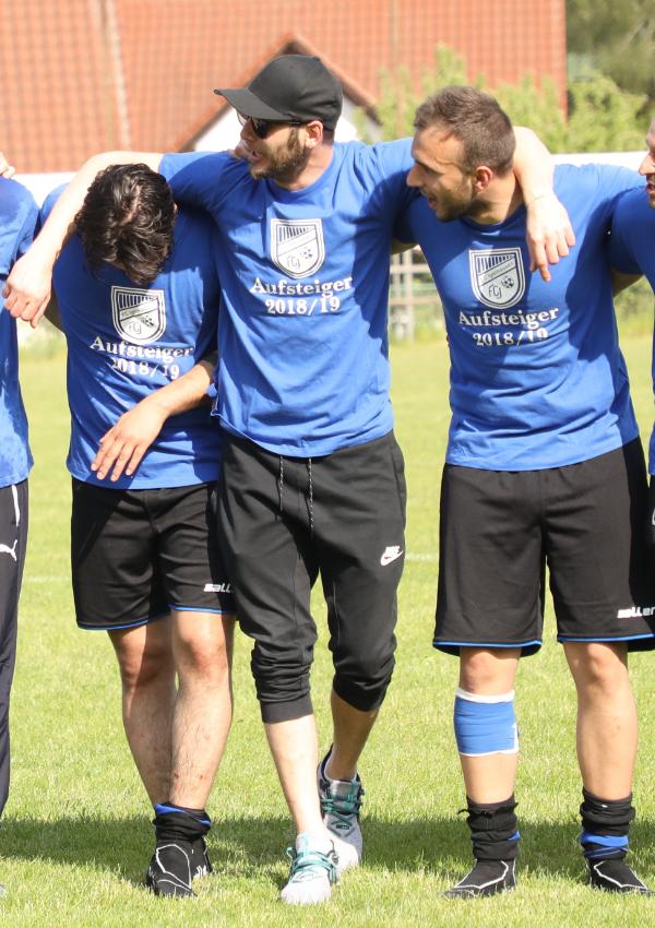 Aufstieg FC Igenhausen 2019